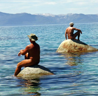 nude beach in south lake tahoe
