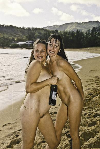 Kauai nude beaches